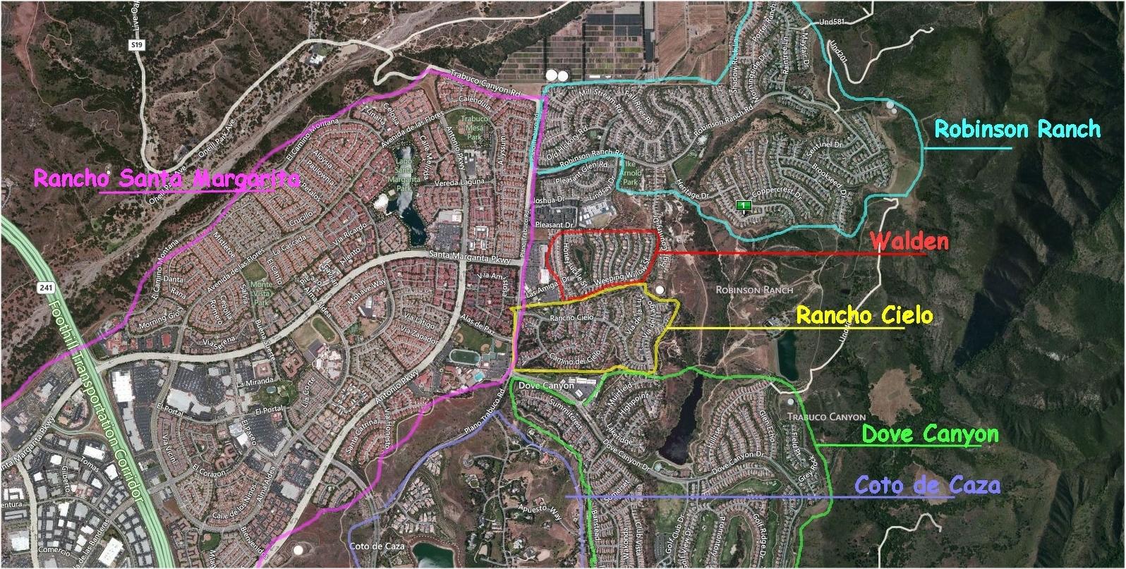 Silverado Canyon Homes For Sale