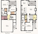 High resolution floor plans available through my site!