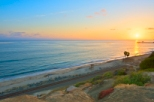 Sunset in San Clemente
